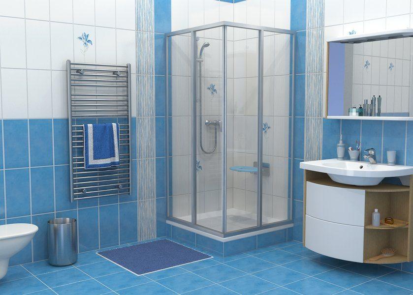 кабин интерьер в ванных комнатах фото душевых