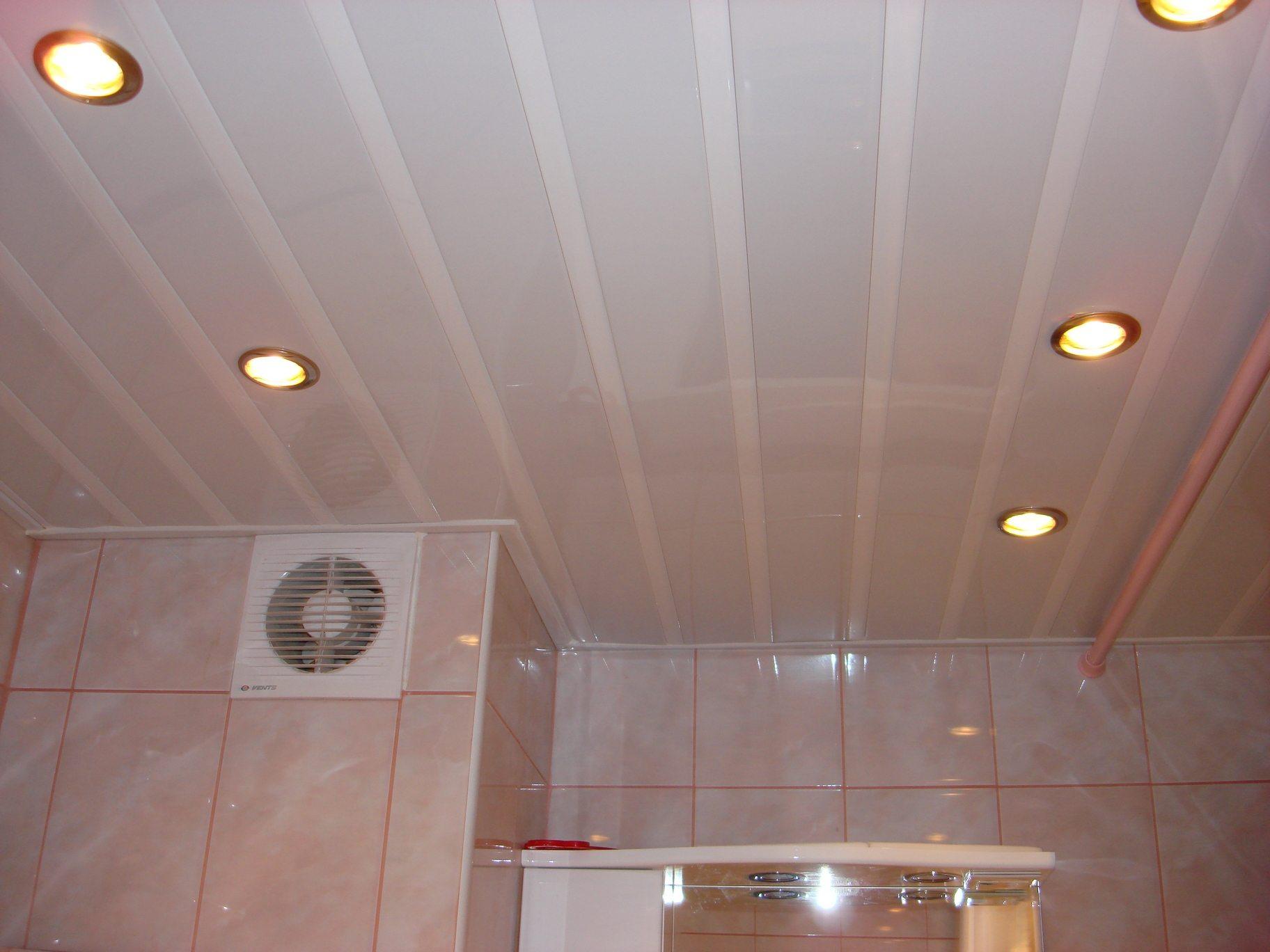 Как сделать реечный потолок в ванной фото 181