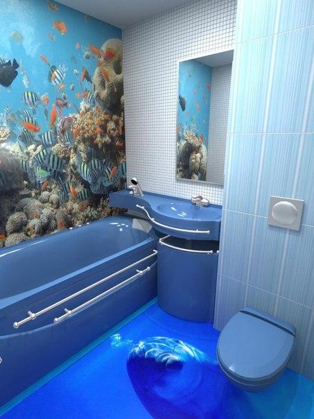 Дизайн ванной комнаты наливные Люк настенный Evecs Ceramo Comfort D3050