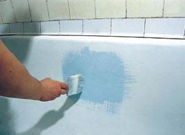 акриловая эмаль для ванн