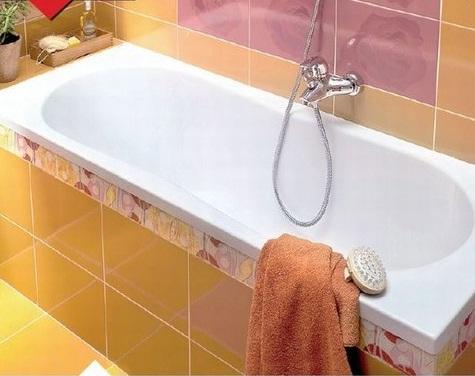 Прямоугольная ванна Сersanit