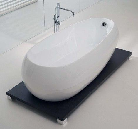акриловая ванна вес
