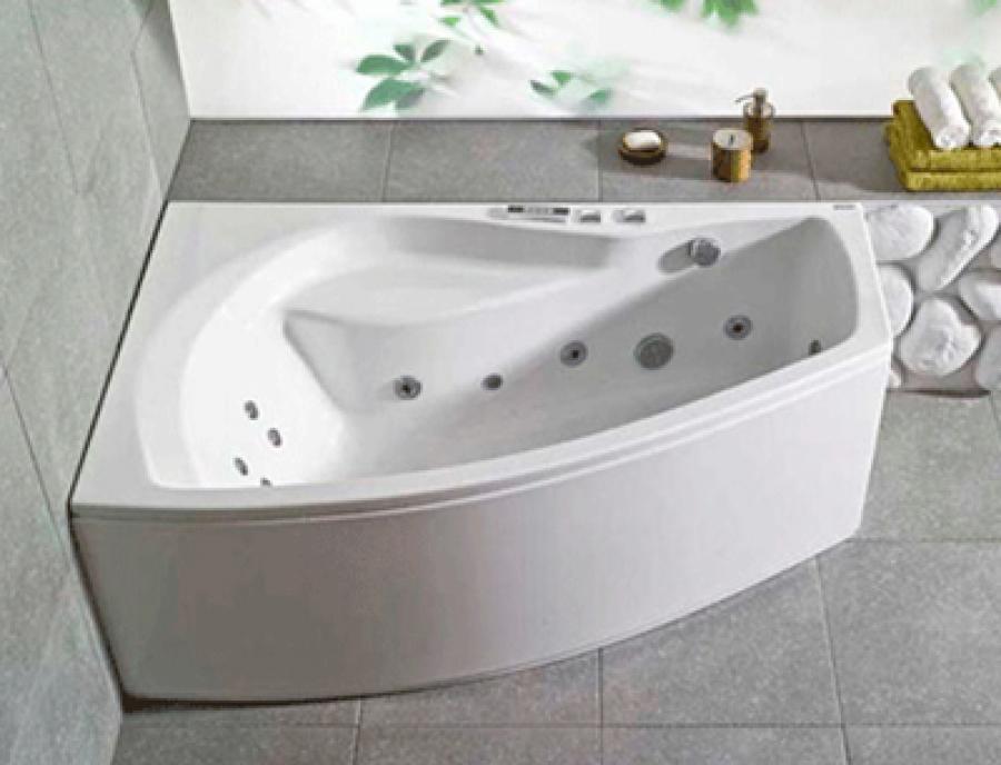 Акриловая ванна PoolSPA NICOLE 160