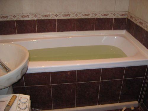 акриловые вставки в ванну