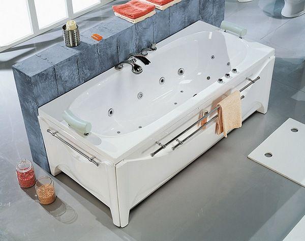 чем можно отмыть ванну