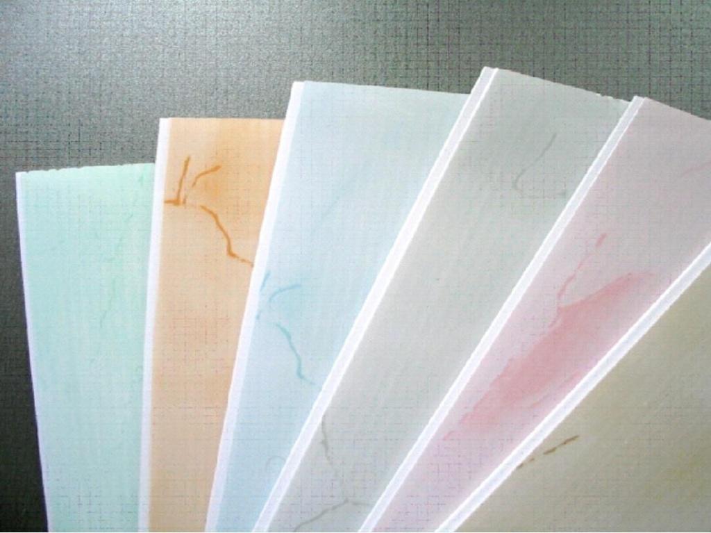 Цветовая гамма стеновых панелей