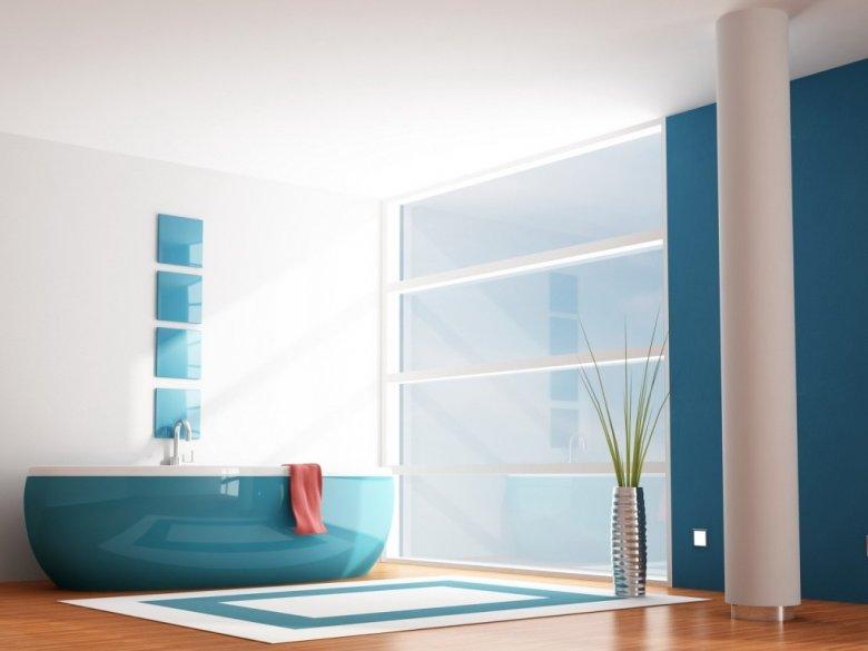 Ванная комната в стиле минимализм