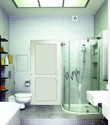 двери для ванной пвх