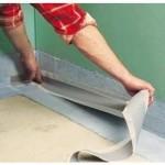 гидроизоляция ванных комнат