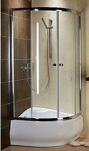 Душевая кабинка вместо ванной