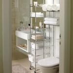 интерьер в ванной в панельном доме