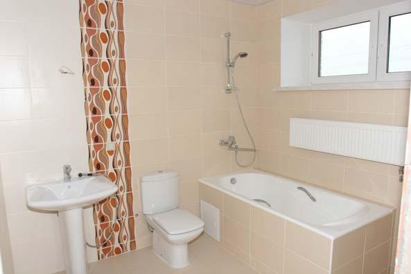 Кафельная плитка - надежная защита ванной комнаты