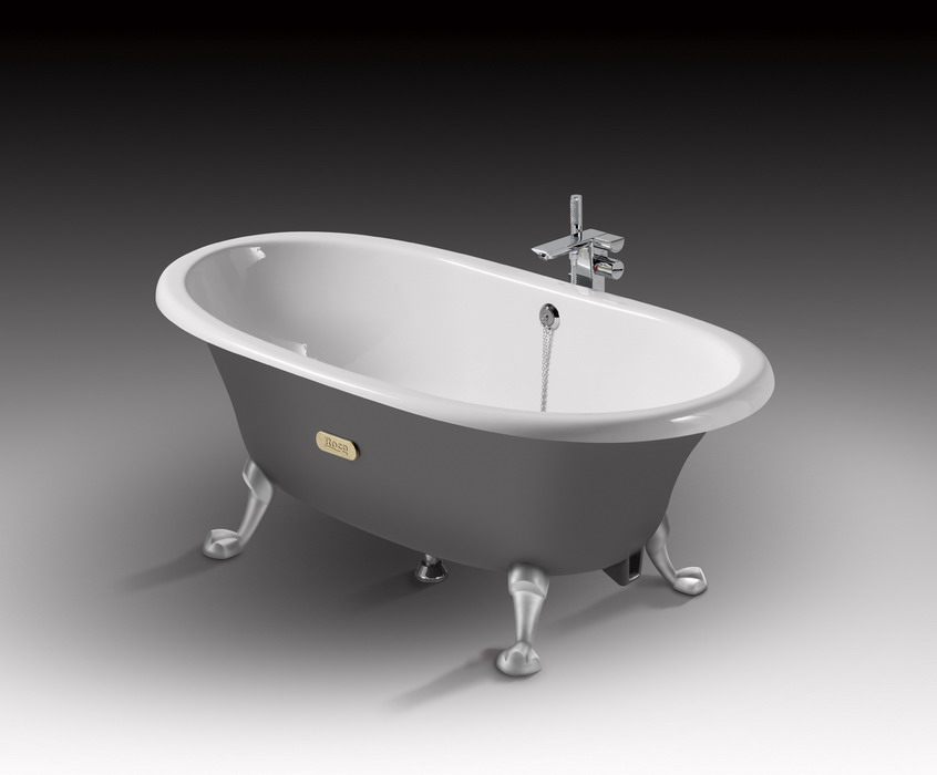 Чиста чугунная ванна – всегда модно!