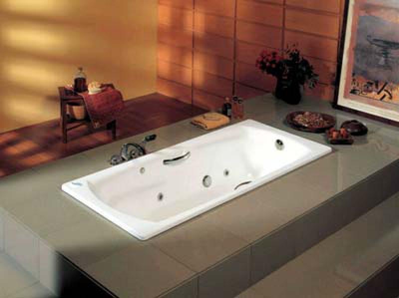 Стальная ванна