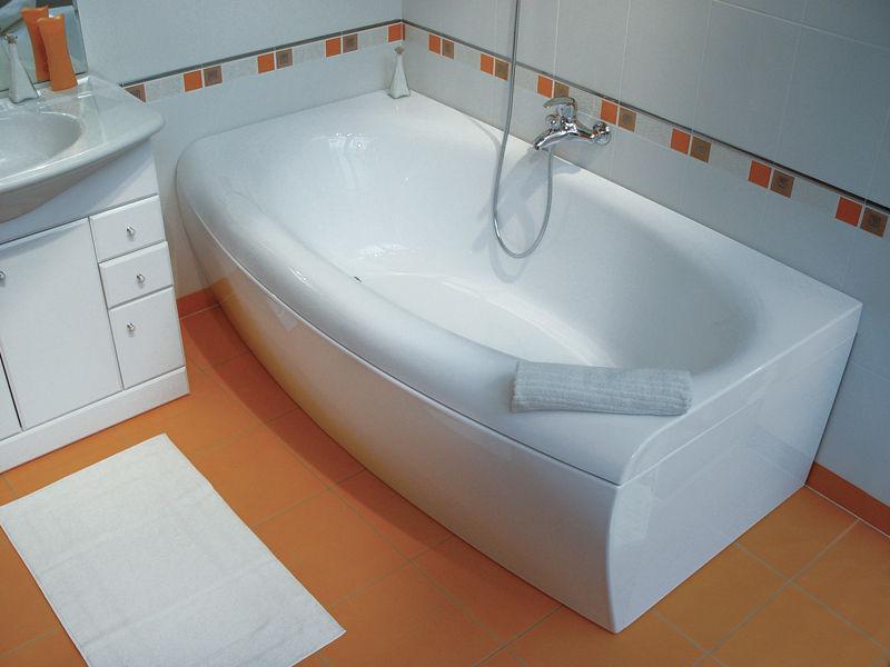 Какие акриловые ванны лучше