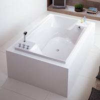 какой выдерживает вес акриловая ванна