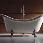 какую ванну выбрать акриловую или чугунную