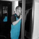 монтаж душевой кабины