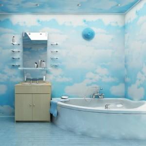 Отделка ванной комнаты пластиковыми панелями (50 фото): ремонт стен в ванной своими руками