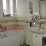 планировка ванной комнаты в панельном доме