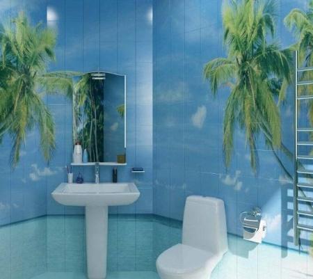 плитка панно для ванной