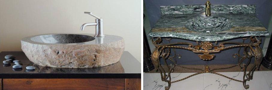 Внешне искусственный камень напоминает натуральный