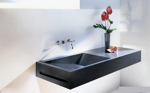 Раковины для ванной из искусственного камня
