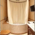 шторка в ванную комнату