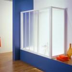 шторы для ванной пластиковые