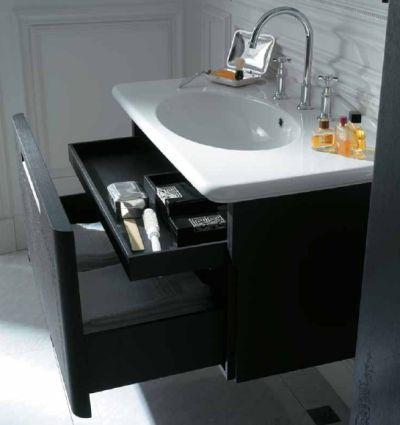Тумба для ванной комнаты с раковиной