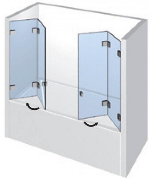 Схема устройства жестких шторок