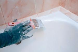ванну покрасить
