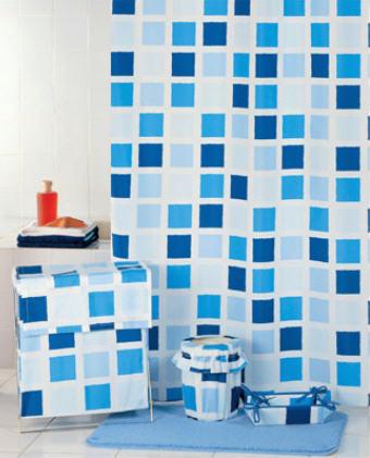 Немного фантазии – и стиль ванной готов