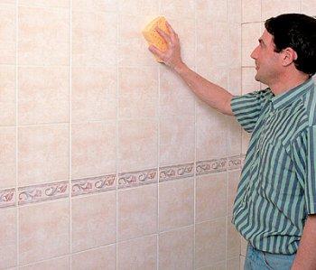 Панели отлично моются губкой с мылом