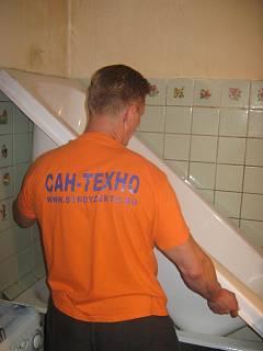 вставка акриловая в ванную