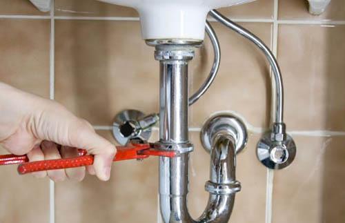замена труб в ванной