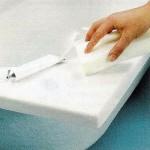 акриловой ванны ремонт