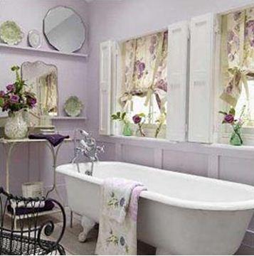 Ароматы природы в ванной комнате