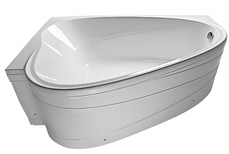 Асимметричная угловая ванна