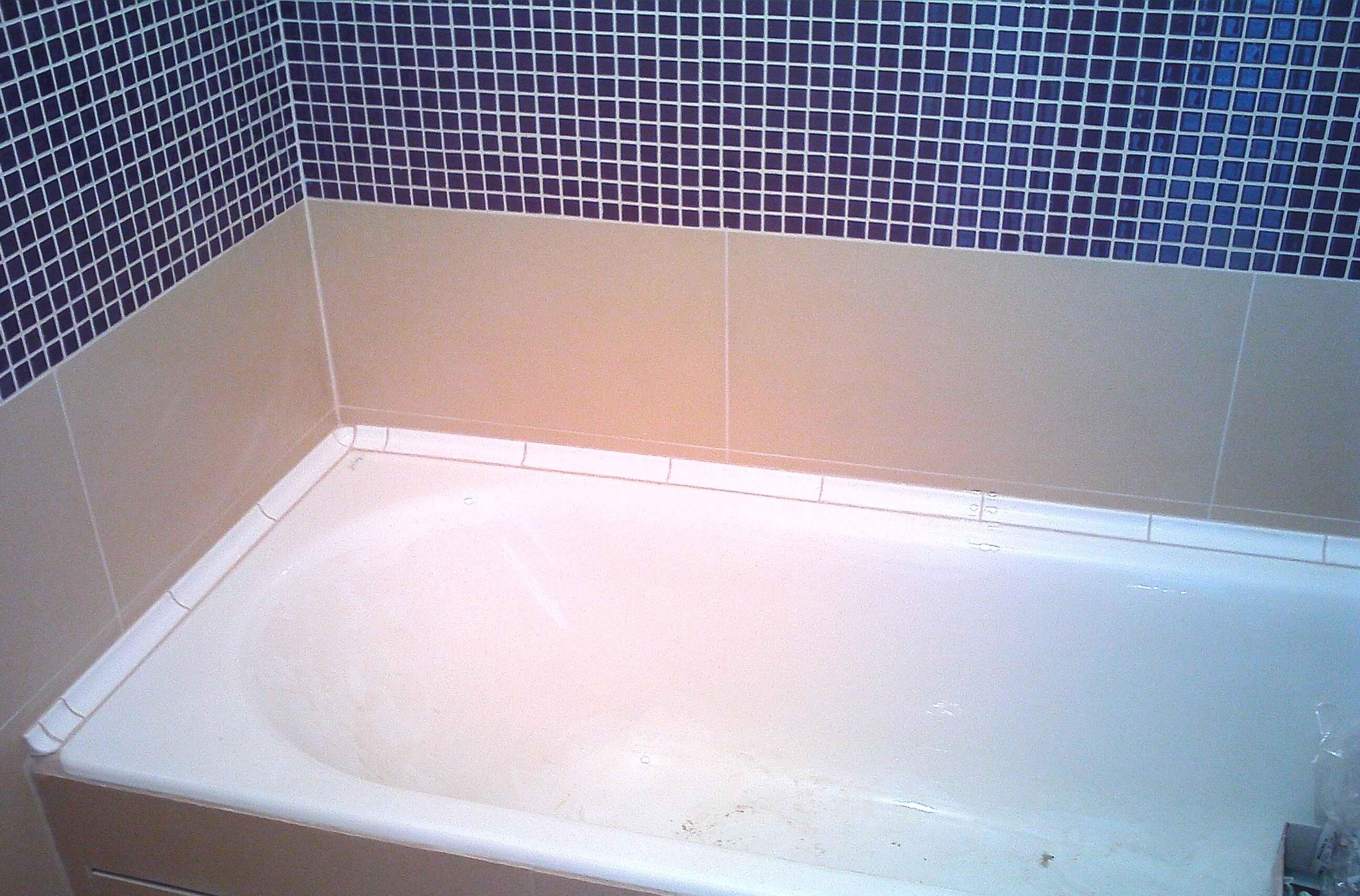 бордюры для ванн
