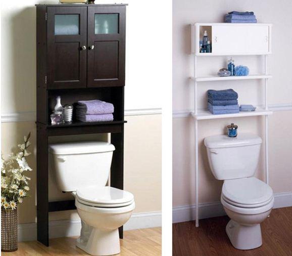 Оригинальный дизайн туалетной комнаты