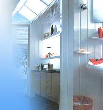 Облицовка панелями пвх ванной со сложной конфигурацией стен