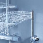 душевые системы для ванной