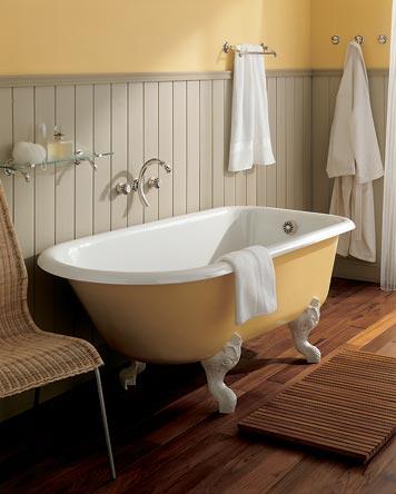 куда сдать старую чугунную ванну
