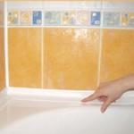 лента бордюр для ванны