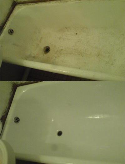 наливная ванная