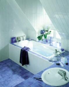 Отделка панелями пвх ванной частного дома