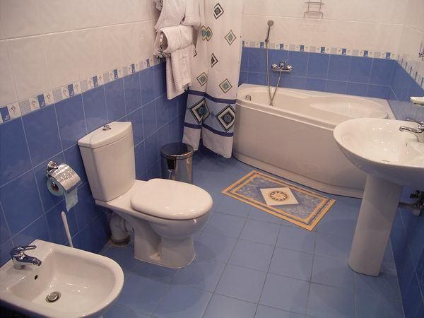 переделка ванной комнаты