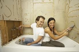 Ремонт ванной комнаты своими руками видео