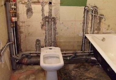 ремонт ванной своими силами